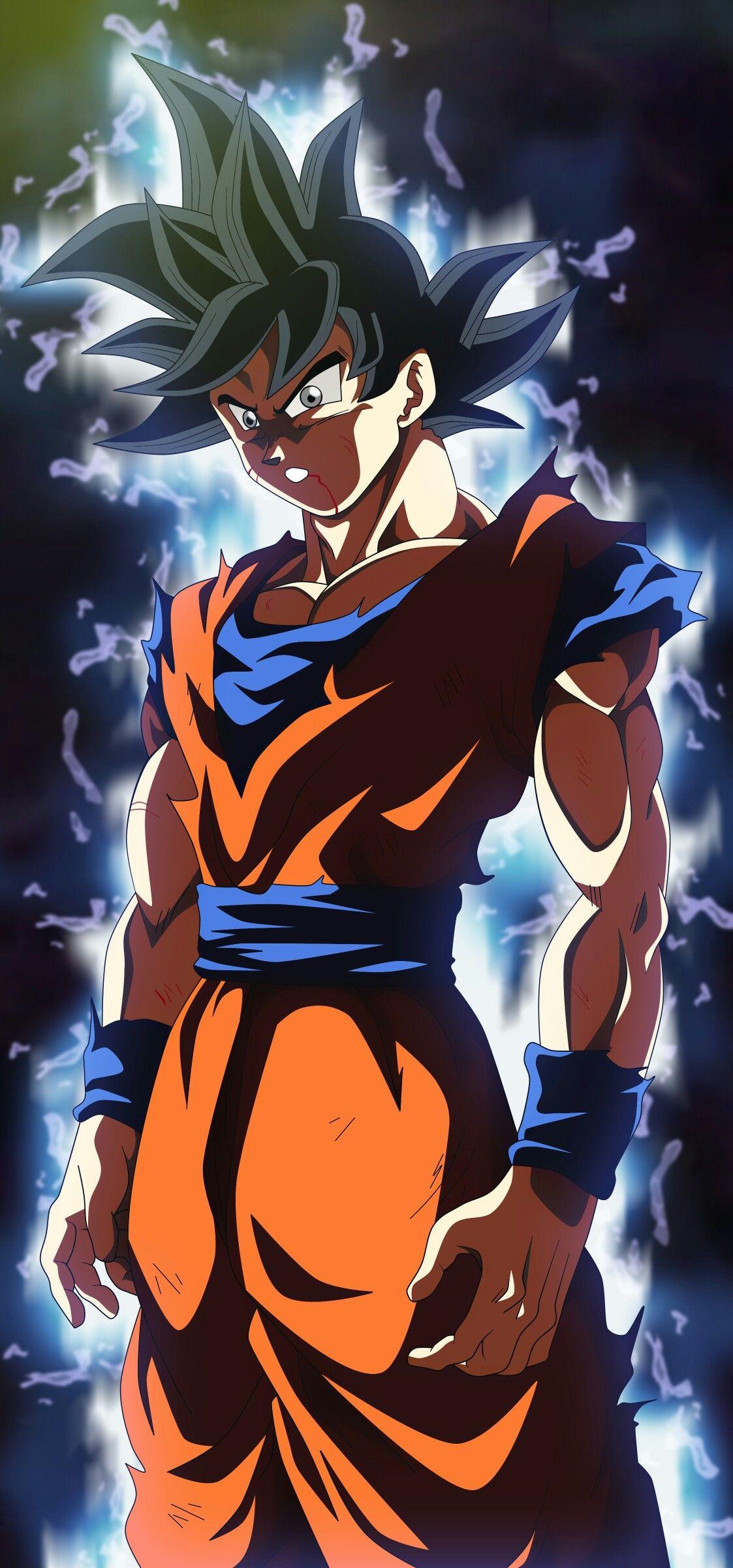 Goku Ultra Instinct Omen Manga Colored Anime Dragon Ball Super Dragon Ball Super Manga Dragon Ball Image