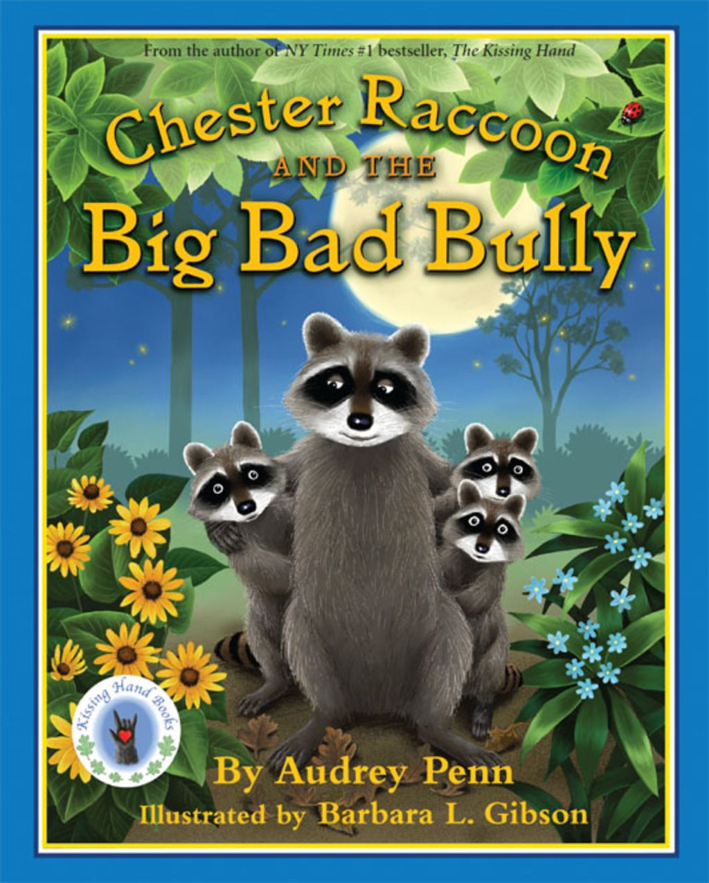 Chester Raccoon And The Big Bad Bully Ebook