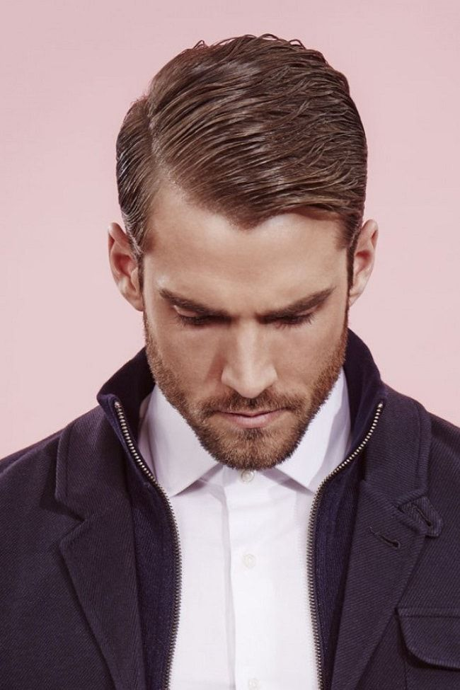 5 Classic Mens Hairstyles For Summer Haircut Pinterest Side