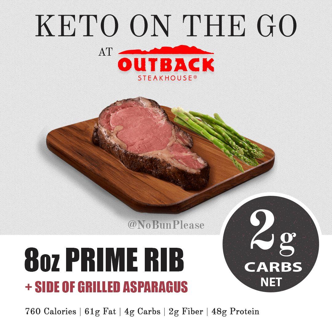 keto diet outback steakhouse