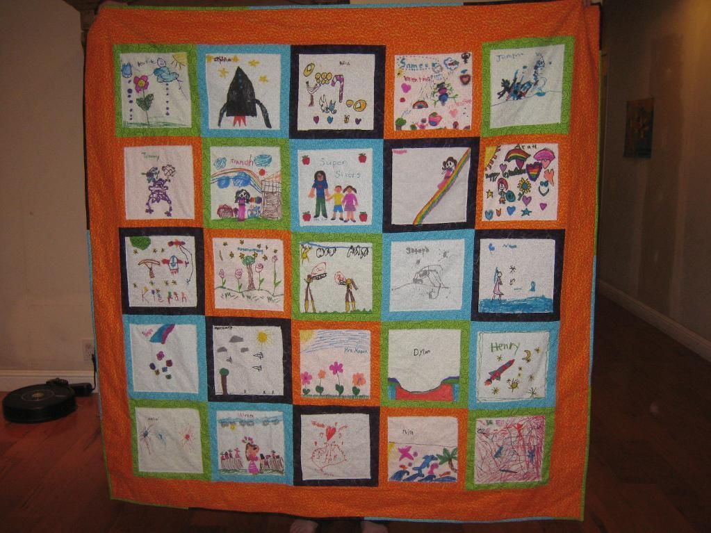 Earn an A+ With Back to School Quilt Projects & Patterns | Craft : classroom quilt ideas - Adamdwight.com