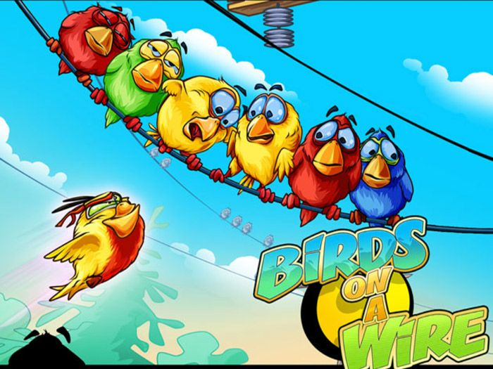 Game: Birds on a Wire for Samsung Z1 and Z3 | Tizen News | Pinterest ...