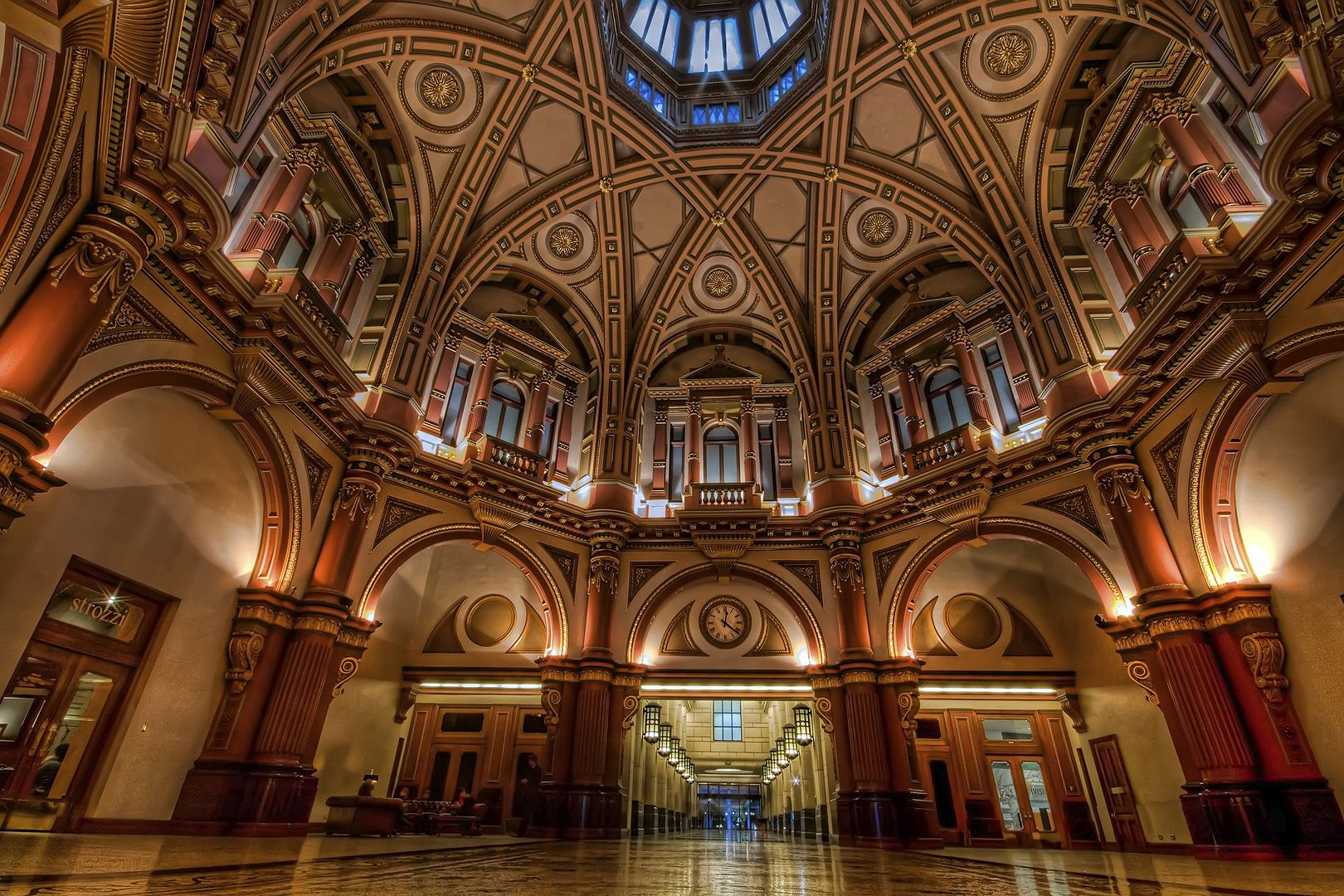 "Cheap Wedding Ideas Melbourne: ""The Dome"" At 333 Collins Street, Melbourne Is A Beautiful"
