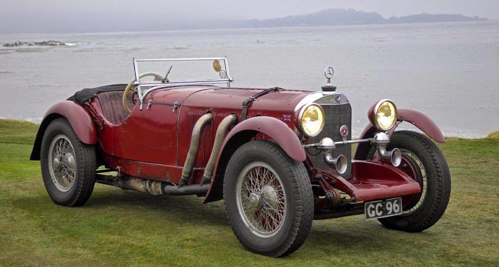 Autoclassicblog Mersedes Benz Ssk 1928 32 Youngtimer Oldtimer Carl Benz