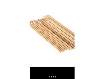 Hækling, Bambus