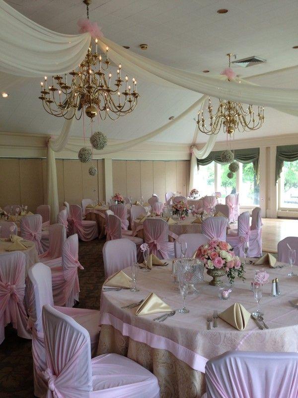 Worthington Hills Country Club Columbus Ohio Wedding Ceremony