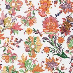 Serviette en papier Fleur - Ornement fleuri