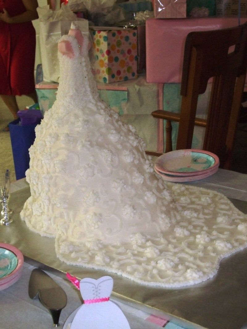 Wedding Dress Cake Custom Cakes By Rose If You Dream It I Will