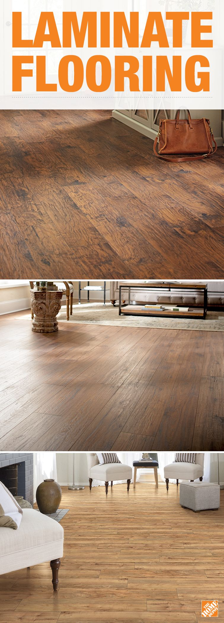 How durable is laminate flooring - Find Durable Laminate Flooring Floor Tile At The Home Depot