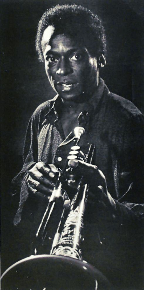 """If they act too hip, you know they can't play shit."" Miles Davis"