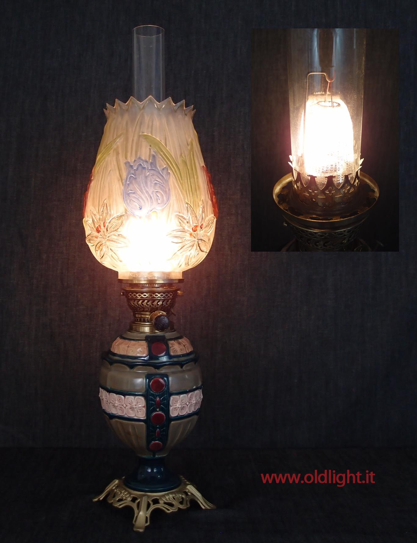Natural Oil Lamp Decorations. Gallery Of Pedestrian Street Lamp Road ... for natural oil lamp decorations  55dqh