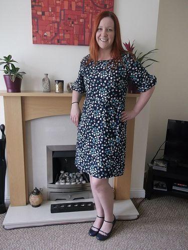 Colette Licorice Dress
