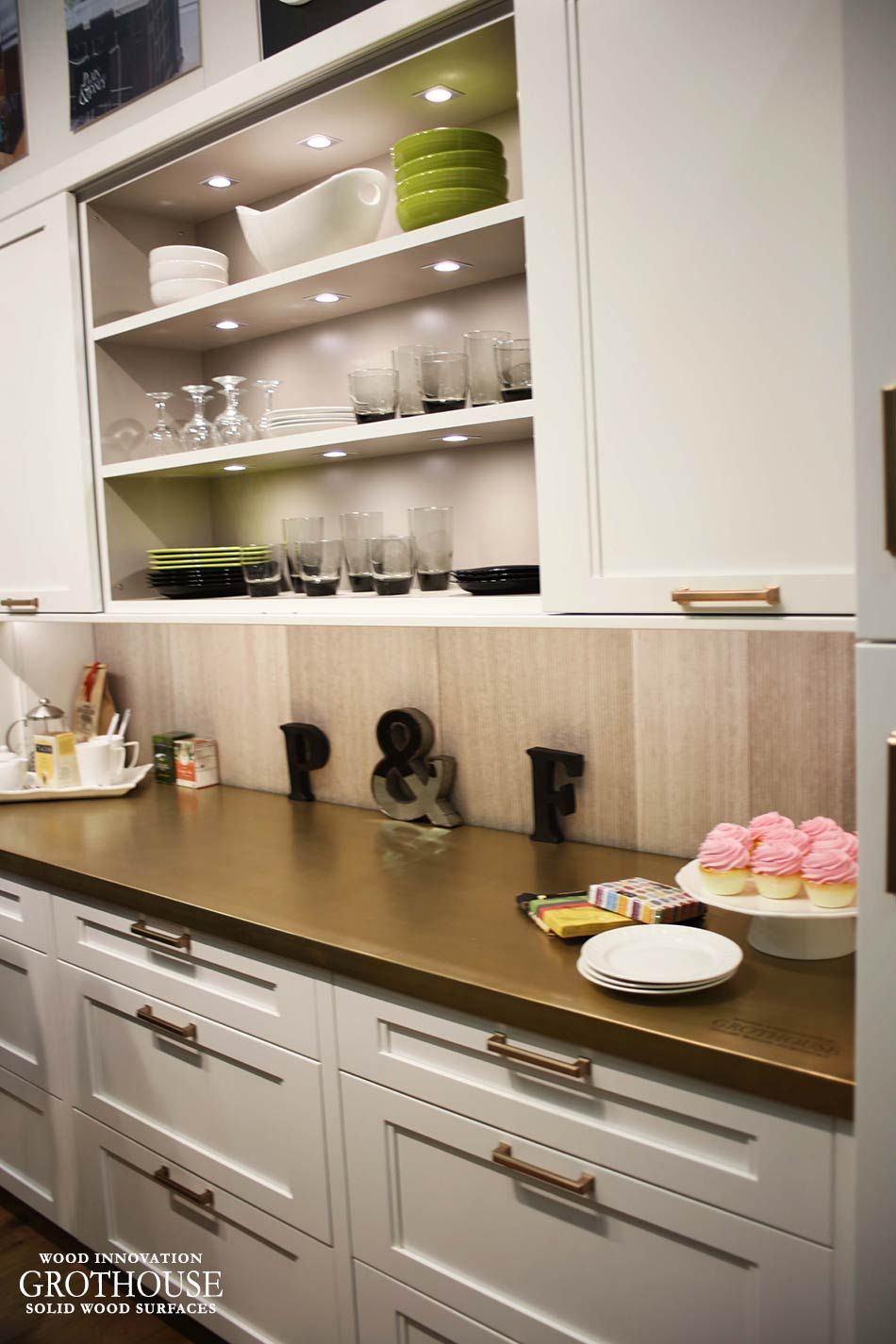 Anvil Magnum Metal Countertop NYC … | kitchen counters | Pinterest ...