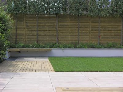 garden Design in Lancashire