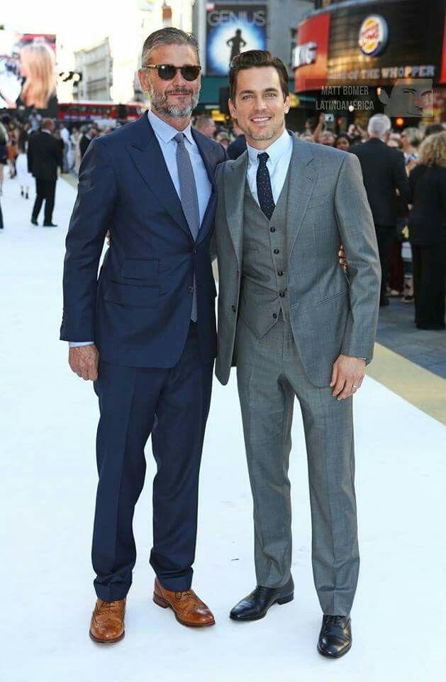 Matt and Simon