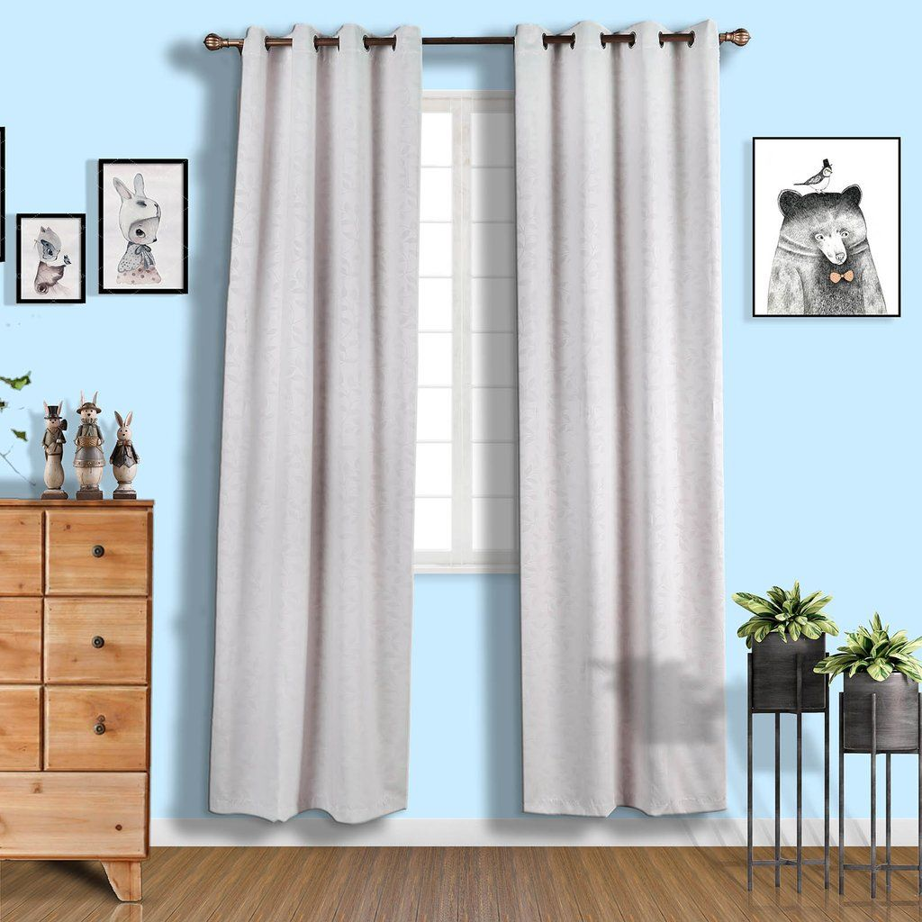 Silver Soundproof Curtains