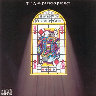 Alan Parsons Project The Turn Of A Friendly Card 1980 Alan