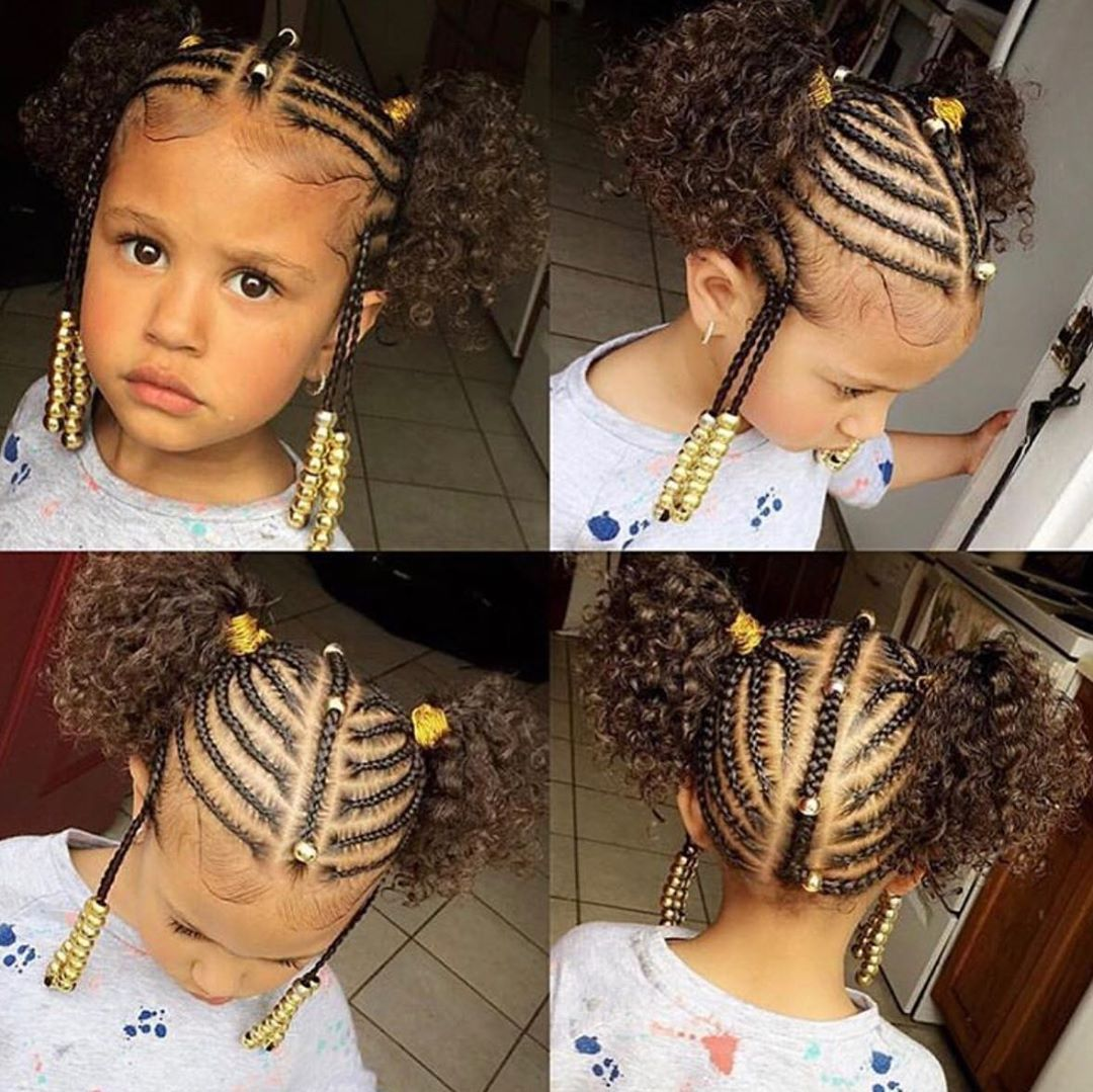 Rate These Kids Braids 1 10 Tybaby333 Africanside Baby Girl Hairstyles Kids Hairstyles Hair Styles