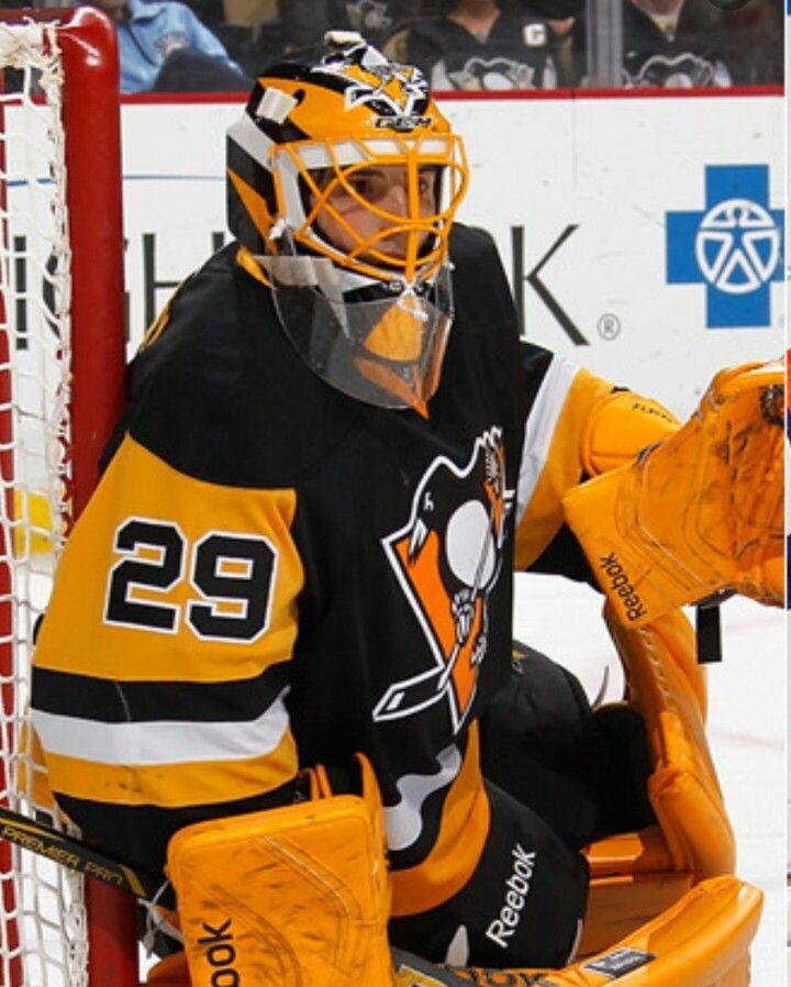 Marc Andre Fleury Pittsburgh Penguins Goalies Penguins Hockey Pittsburgh Penguins Hockey