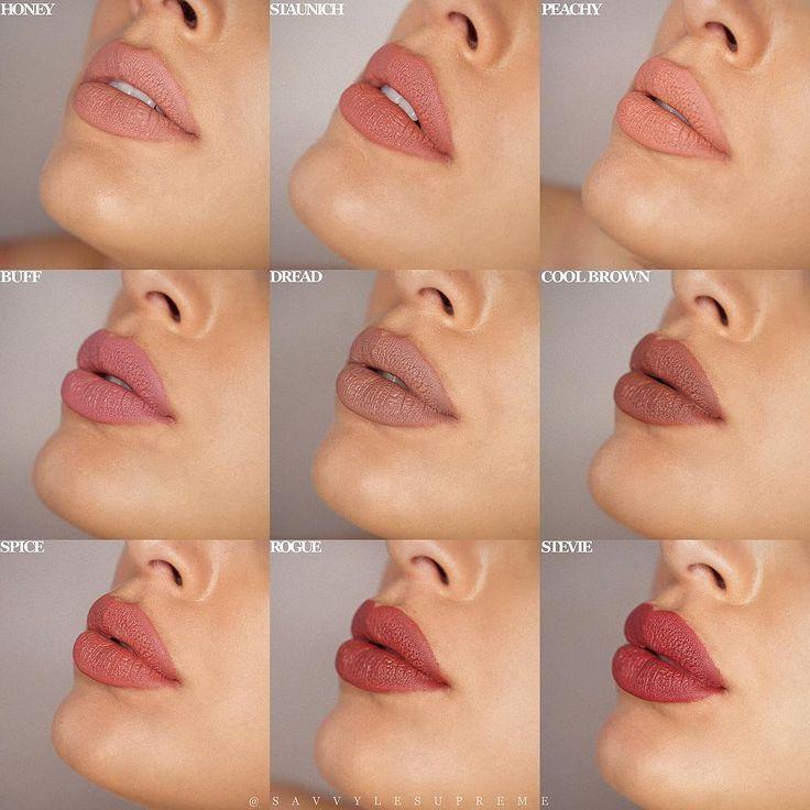 Matte Lipstick Ulta Lipstick Beauty Lipstick Mac Lipstick Shades