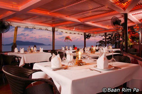 Baan Rim Pa Restaurant Phuket Phuket Phuket Hotels