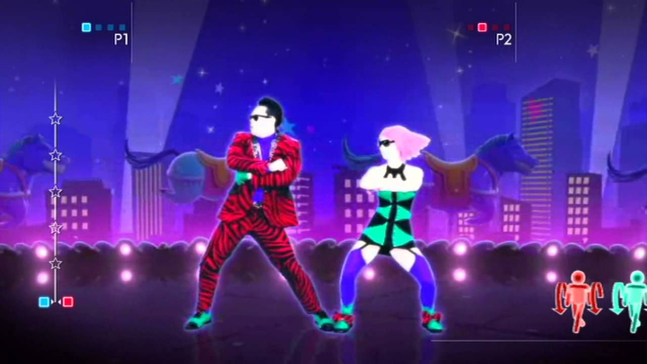 Just Dance 4 Gangnam Style Psy Just Dance Kids Just Dance