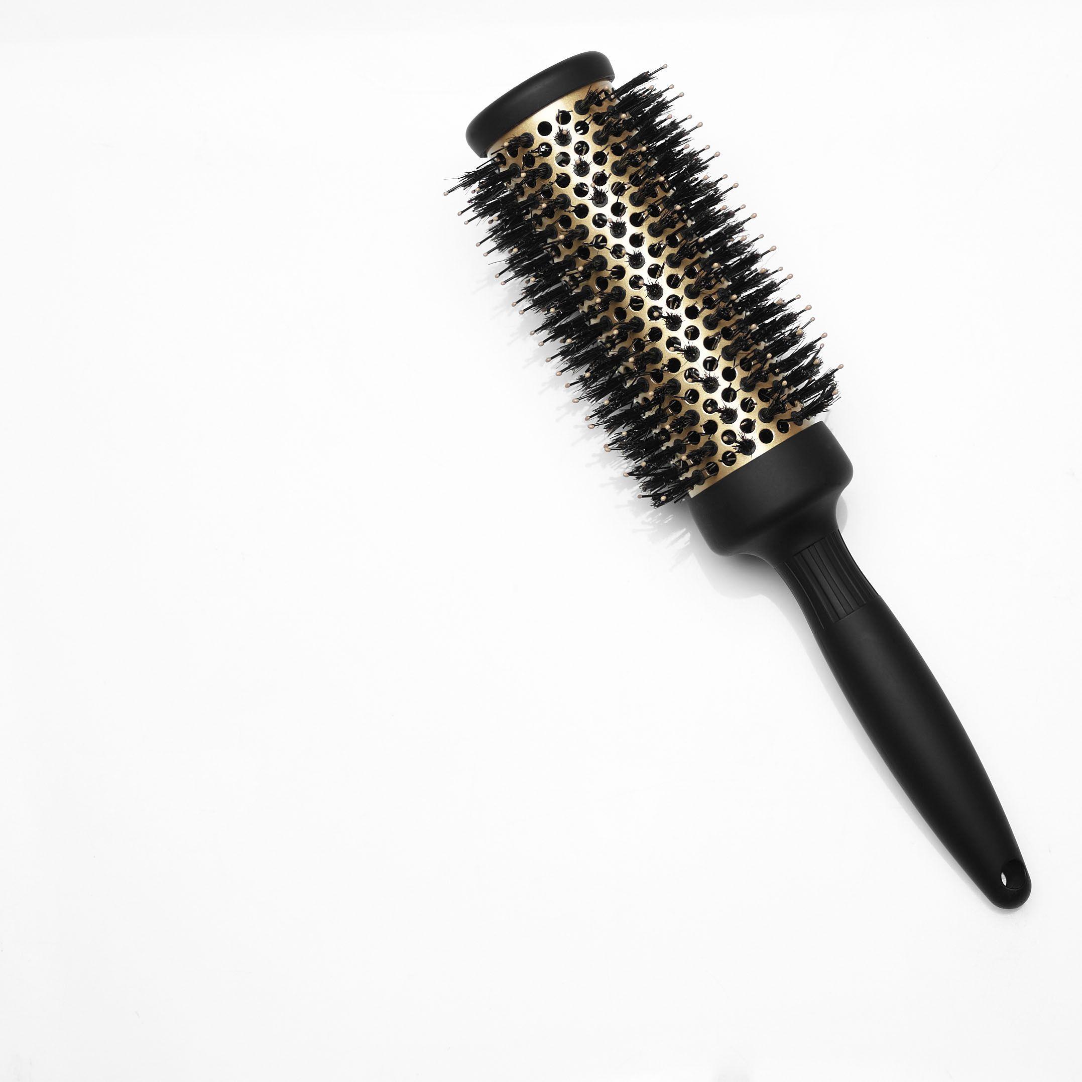 Professional 2 1 4 Round Brush Round Brush Hair Hacks Beauty