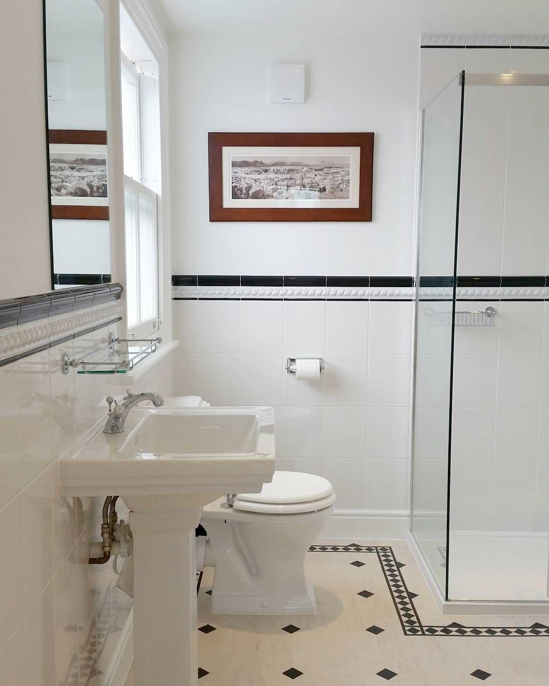A gorgeous shower room in a loft built by @CubeLofts of Teddington ...