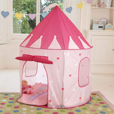 Princess Palace Pop-Up Tent : princess pop up tent - memphite.com
