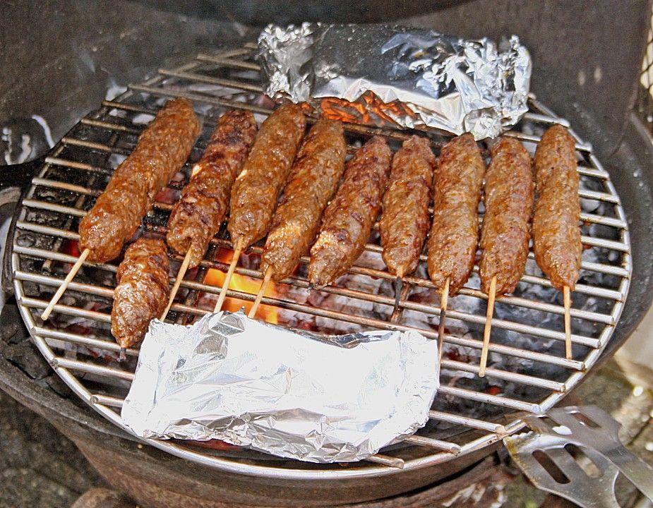 Outdoor Küche Aus Ungarn : Hackspieße nach ungarischer art fleisch rezepte grillen rezepte