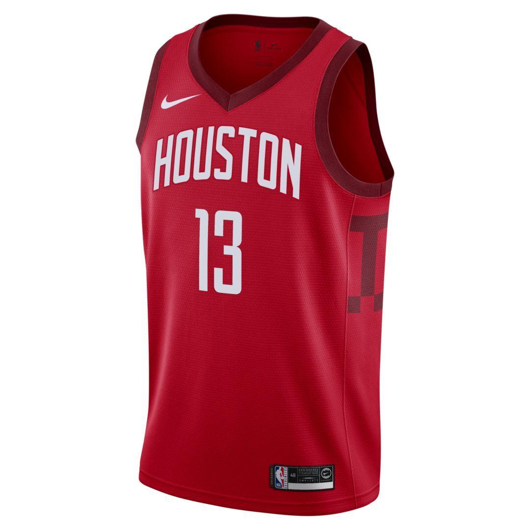 quite nice 3479c 91b47 James Harden Earned City Edition Swingman (Houston Rockets ...