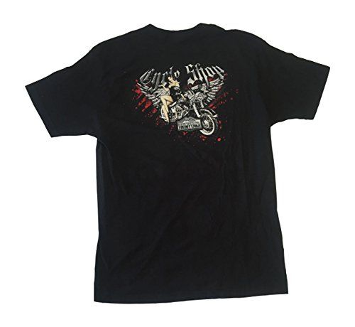 Twin Peaks Outfitters Men's Short Sleeve T-shirt XLarge Black Twin Peaks Outfitters http://www.amazon.com/dp/B00T6SAW78/ref=cm_sw_r_pi_dp_.Co1ub1YFZ4ZX