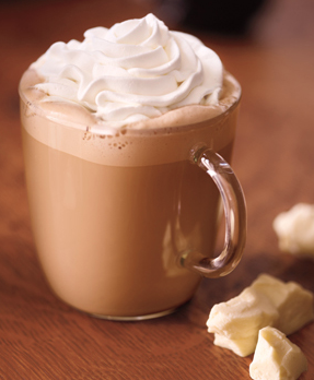 DIY Starbucks recipes! White Chocolate Mocha, Caramel Macchiato, and Peppermint Mocha