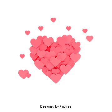 Love Red Collection Combination Flying Heart Flying Heart Love Vector Love Clipart Clip Art Clipart Images Free Png