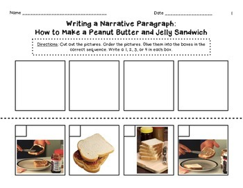 how to writing a paragraph for childrens books