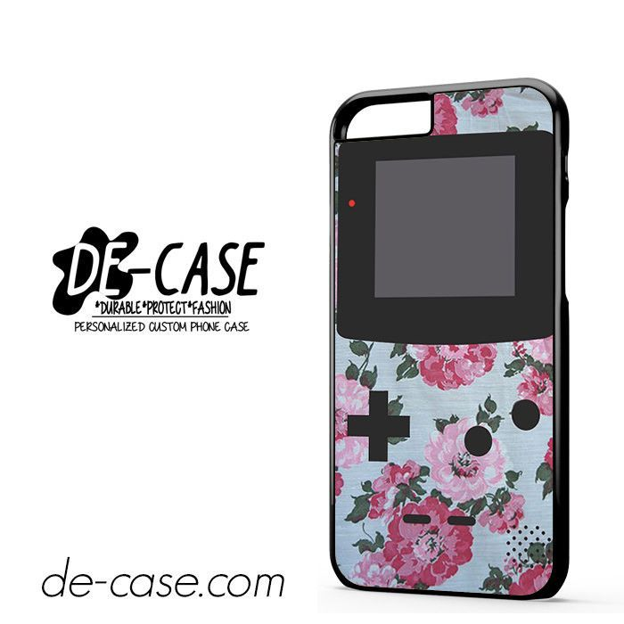 Floral Vintage Gameboy DEAL-4291 Apple Phonecase Cover For Iphone 6 / 6S