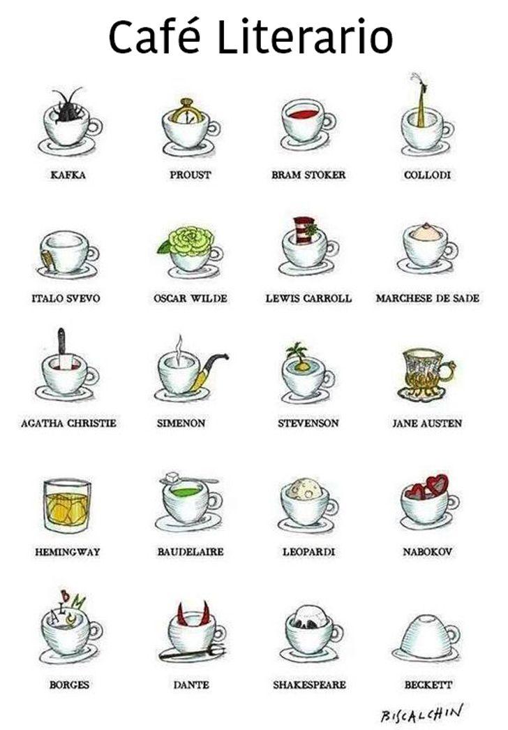Café y libros... dos de mis adicciones...