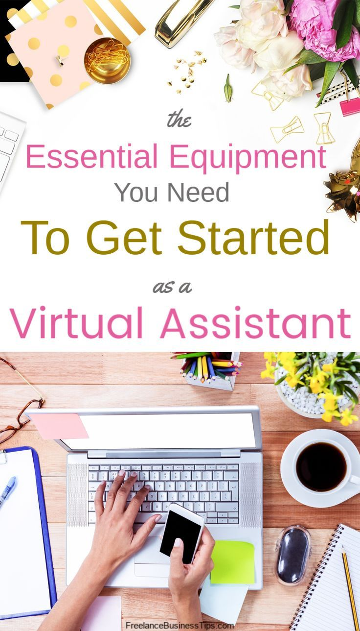 Wanting to start a virtual assistant business? Then make