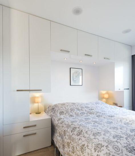 Inspiratieboost: slimme kledingkasten voor een kleine slaapkamer