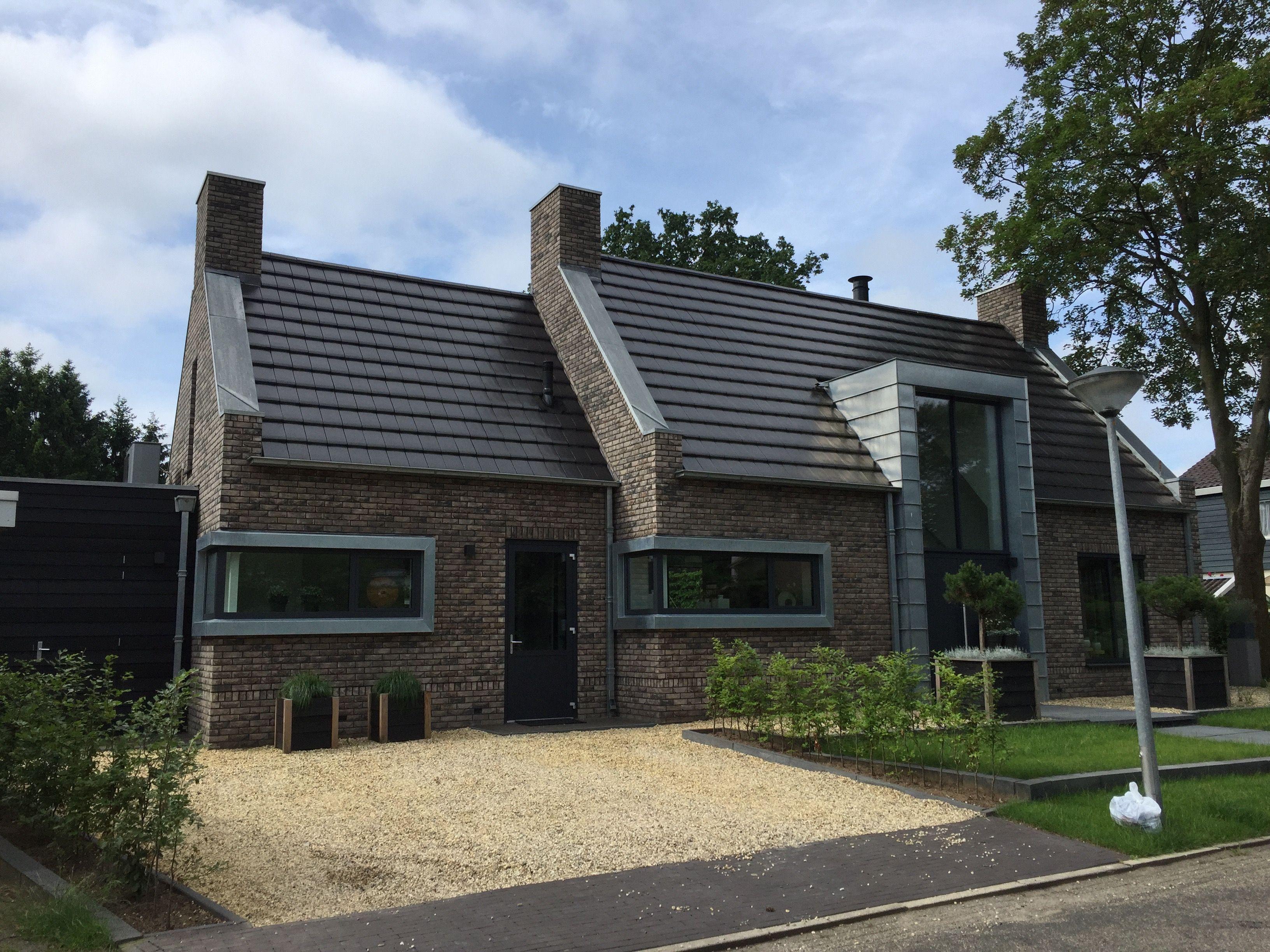 Afbeeldingsresultaat voor moderne woning gevel huizen pinterest house architecture and - Moderne huis gevel ...