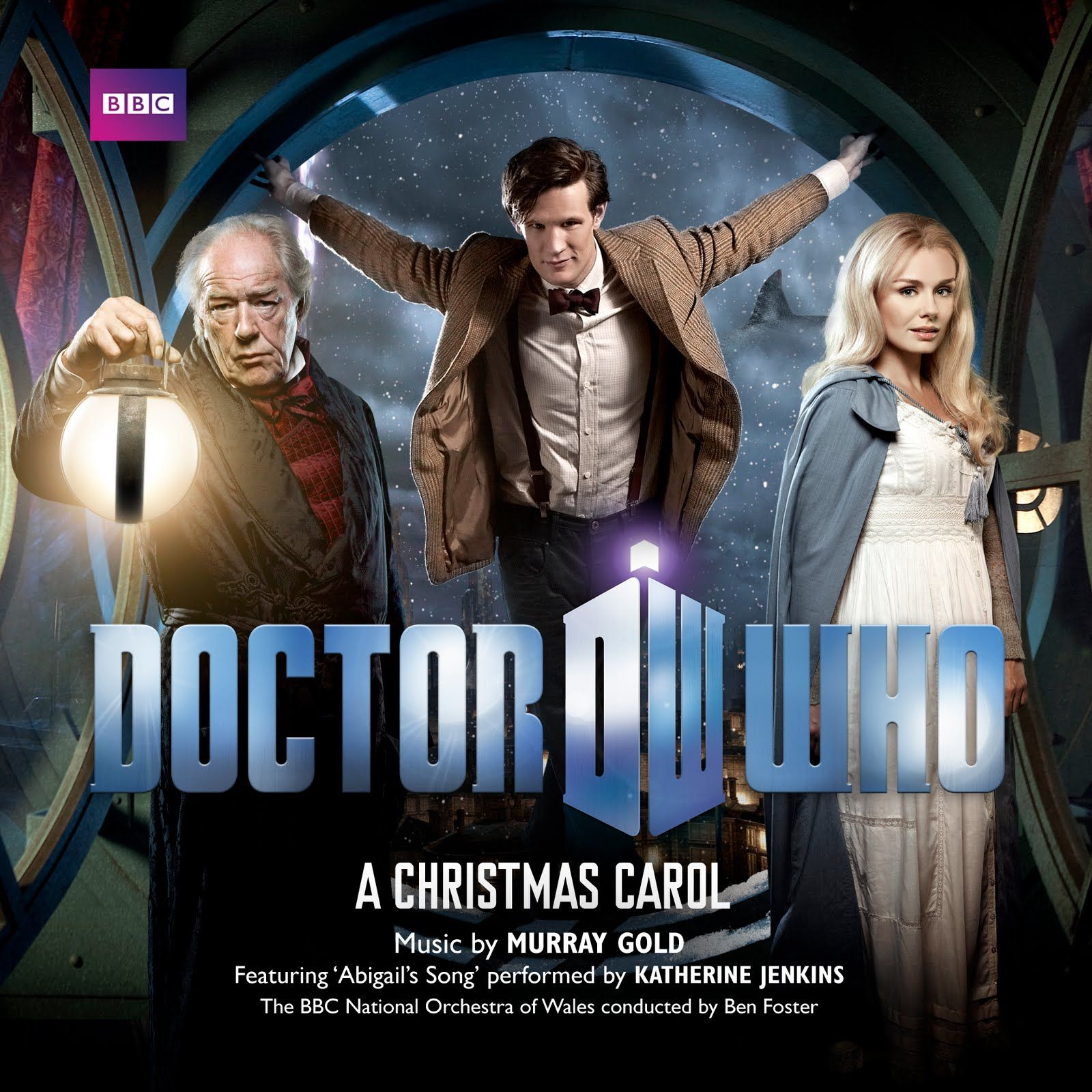 Doctor Who: A Christmas Carol Soundtrack - Cover & Info (With images) | Doctor who christmas ...