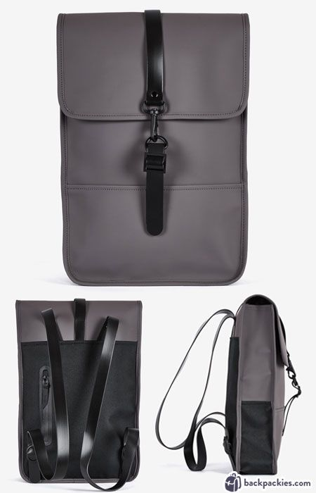 RAINS Backpack Mini - A smart and minimalist backpack for women. Perfect  work backpack - dc7a47182e541