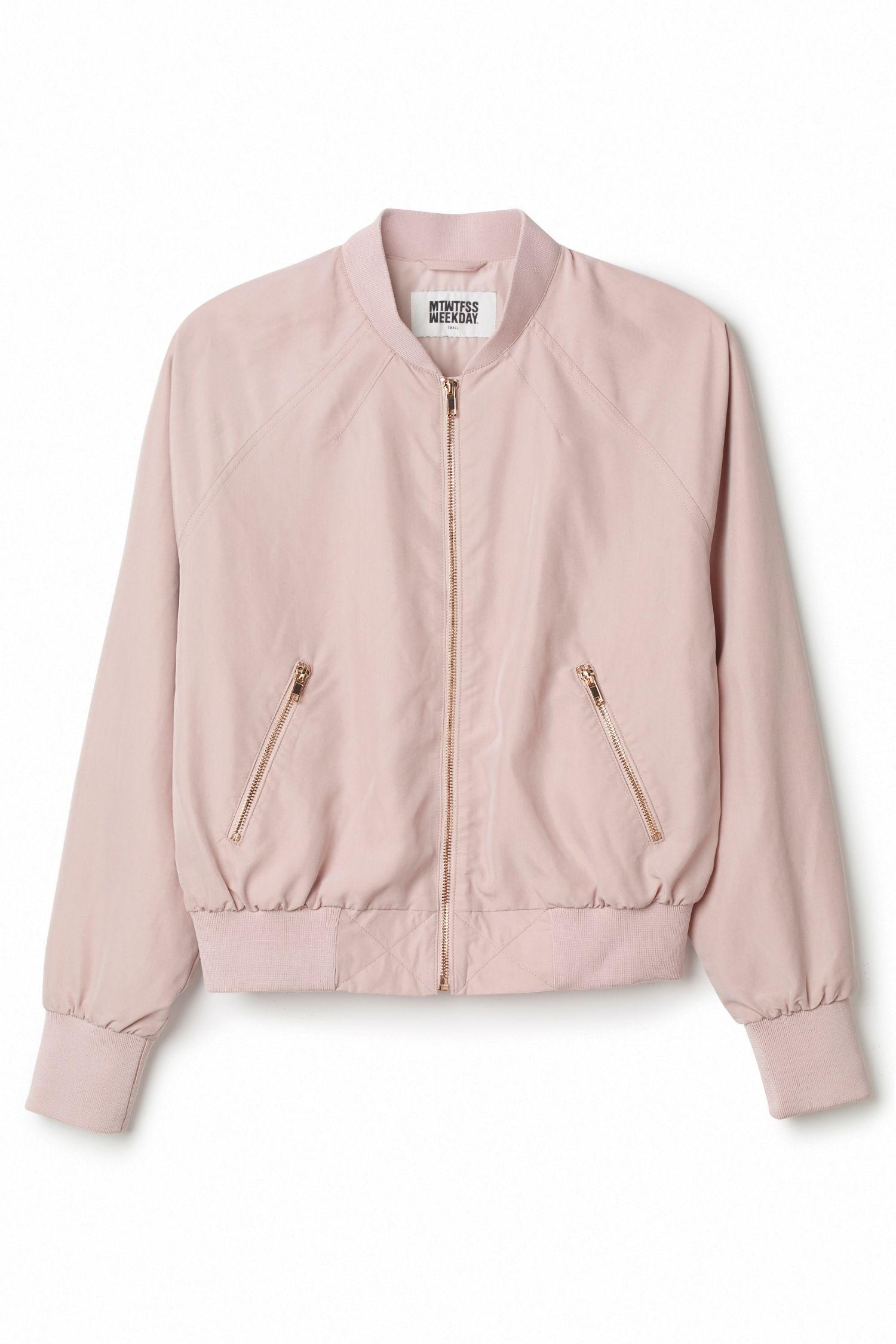 Pink Ladies Bomber Jakke