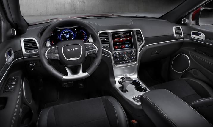 2015 Jeep Grand Cherokee Interior >> 2015 Jeep Grand Cherokee Srt Interior 2015 Srt Products