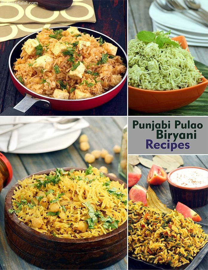 punjabi pulao recipes 50 punjabi biryani recipes tarladalal com page 1 of 4