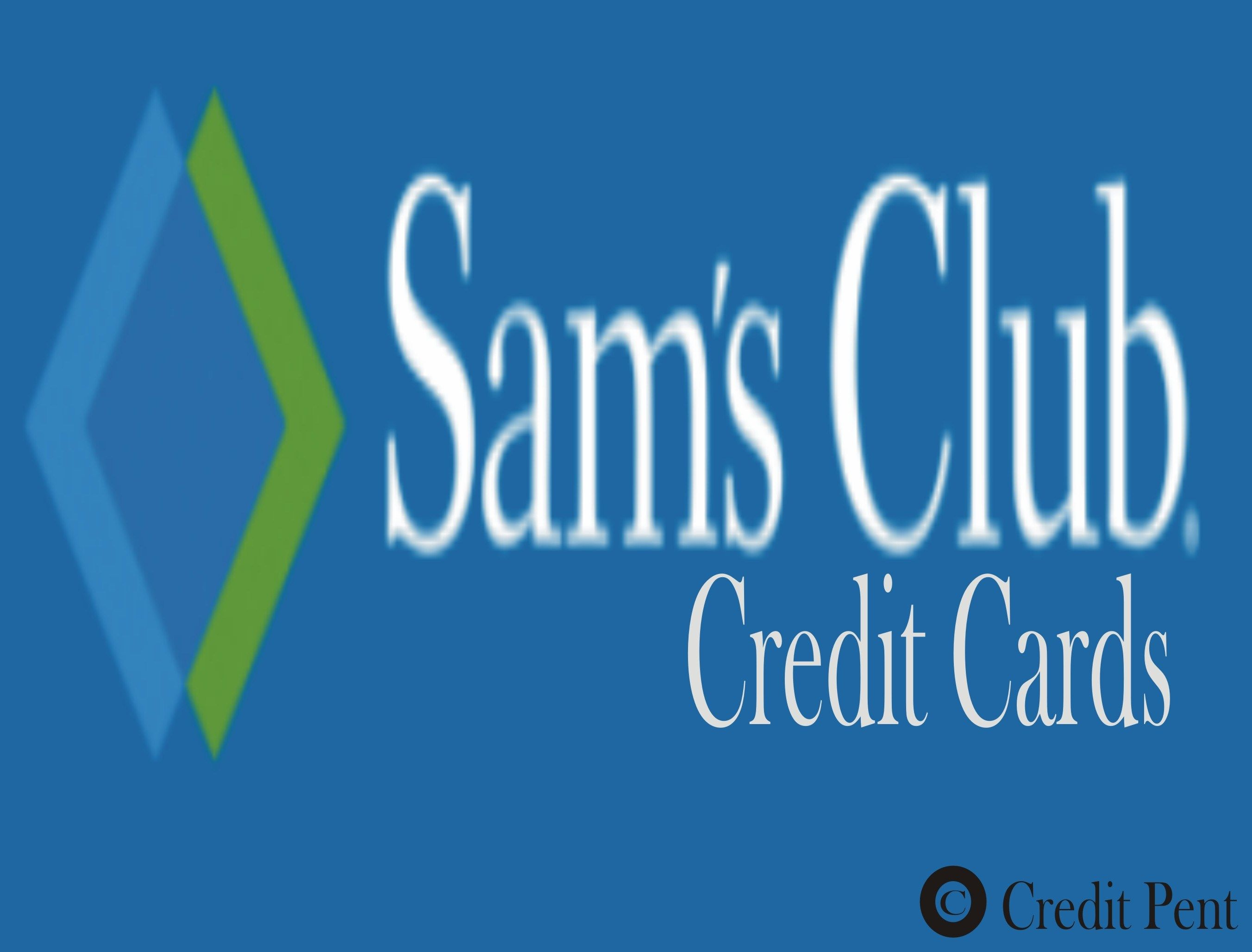 Sams Credit Login >> Sam S Club Credit Cards Types Sams Warehouse Club Preferences