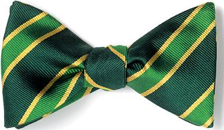 Bow Tie Club: Stripes bow ties. Choose from more than 50 patterns.