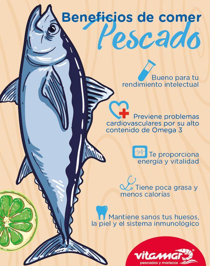 Tipsvitamar Come Mas Pescado Pescado Problemas Cardiovascular