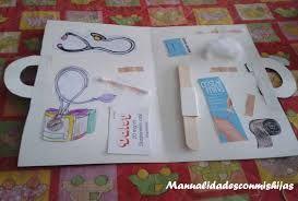 Como Hacer Botiquines De Carton Jugar A Los Medicos Botiquin Manualidades Infantiles