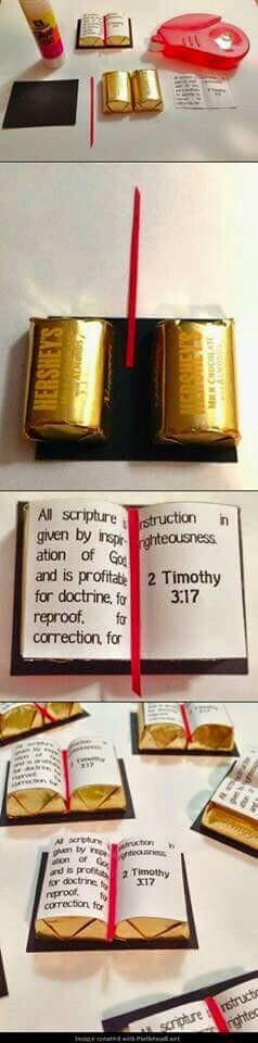 Biblia de chocolate
